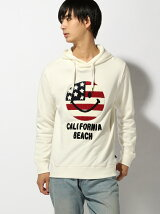 CALIFORNIA T-SHIRTS/(M)裏毛プルパーカー