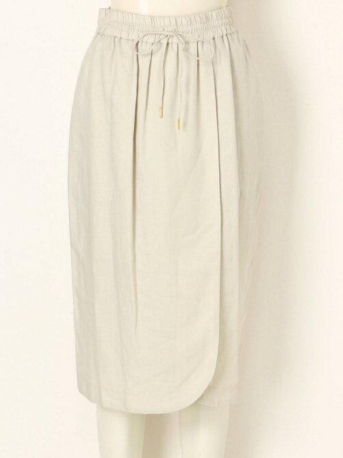 ラップスリットrelaxタイトスカート