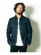 9oz WASHED HIGH DENSITY DENIM SHIRTS
