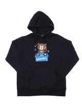 【SPECIAL PRICE】The Wonderful! design works. / DJ Bear Hoodie