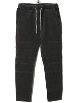 WEST SHORE/(U)rib kneepad pants