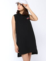 POLO SHIRT MINI DRESS