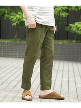 C/L ANKLE EASY TROUSER