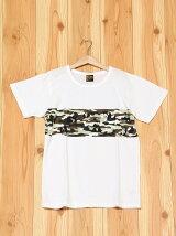 L.COPECK/(K)エルコベック パンダカモTシャツ