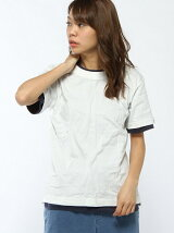 feel so easy/(U)real layered 2in1 Tee