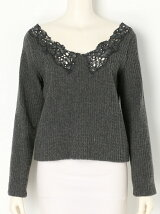 CASHMERE WAFFLE Top