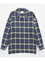 LOOSE CHECK SHIRTS