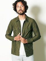 SUPIMA LIGHT MOLESKIN GERMAN MILITARY SHIRTS