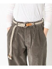 MASTER&Co. linen belt
