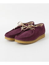 Clarks 別注Wallabee-Kudu leather