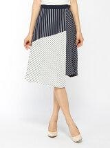 (W)アシンメトリースカート