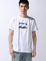ベーシックアイコンTシャツ WAVE LOGO