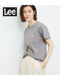 【SALE/30%OFF】ROPE' PICNIC 【WEB限定】【Lee(リー)】ポケット付きTシャツ ロペピクニック カットソー【RBA_S】【RBA_E】
