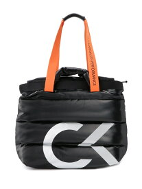 Calvin Klein Jeans CALVIN KLEIN 【カルバン クライン パフォーマンス】 レディース ロゴ トートバッグ カジュアル バッグ 通学 通勤 キャンパス トート TOTE PD0096N4400 カルバン・クライン バッグ トートバッグ ブラック【送料無料】