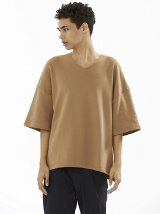 H/S V-NECK SWEAT