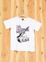 L.COPECK/(K)エルコベック ギタープリントTシャツ