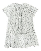 GHOSPELL / Summer Song High Low Blouse