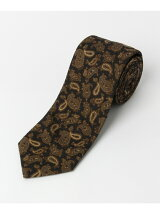 URBAN RESEARCH Tailor print paisley