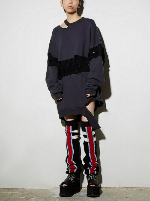 CANIS SWEAT PULLOVER