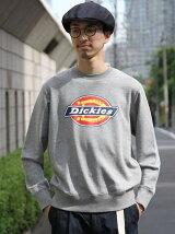 Dickies(ディッキーズ)ブランドロゴスウェットクルーネックプルオーバー