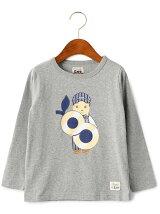 別注【LEE(リー)】gロゴ ロングスリーブTシャツ
