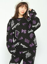CN SWEAT VARIOUSLOGO