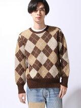Eddie Mohair C/N Sweater