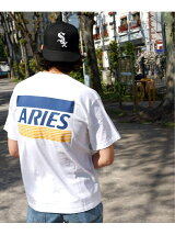 【ARIES / アリーズ】PULP 別注 CREDIT CARD TEE