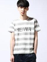 Border HEIWA Tee