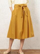 KF C/N W/リボン スカート