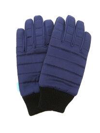 【SALE/50%OFF】NAUGHTIAM NAUGHTIAM/導電スウェードリモンタ 54BL ノーティアム ファッショングッズ 手袋 ブラウン