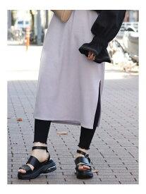 【SALE/48%OFF】MURUA メローレギンス ムルーア ファッショングッズ タイツ/レギンス ブラック ベージュ