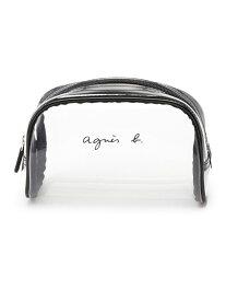 agnes b. VOYAGE VOYAGE/(W)【WEB限定】LP02-01 ポーチ アニエスベー バッグ ポーチ ブラック【送料無料】
