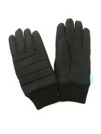 【SALE/50%OFF】NAUGHTIAM NAUGHTIAM/導電スウェードリモンタ 94BK ノーティアム ファッショングッズ 手袋 ブラック