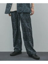 URBAN RESEARCH iD PRINT EASY PANTS