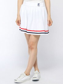 【SALE/70%OFF】FILA 【FILA】プリーツスカート ニッキー スカート タイトスカート ホワイト ブラック ネイビー