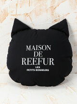 CAT MOTIF PILLOW