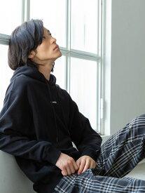 coen 【1M】トンプキン裏毛プルオーバーパーカー コーエン カットソー パーカー ブラック グレー【送料無料】