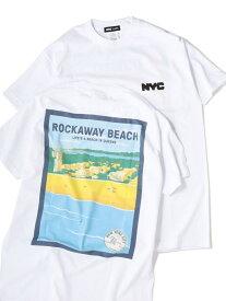 【SALE/40%OFF】SHIPS NYC:エクスクルーシブLANDSCAPETシャツ シップス シャツ/ブラウス ワイシャツ ホワイト【送料無料】