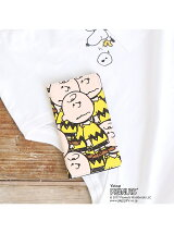 PEANUTS × interstapleスマホケース
