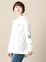 <VOTE MAKE NEW CLOTHES>ビッグロングスリーブTシャツ