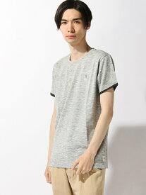 【SALE/80%OFF】VIRTUS VIRTUS/(M)SS-Tシャツ ヒーローインターナショナル マーケット プレイス カットソー Tシャツ ブラック レッド