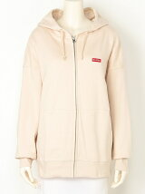S MILK/FED.  ZIP HOOD