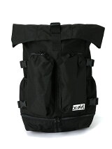 TWIN POCKET ROLLING BACKPACK