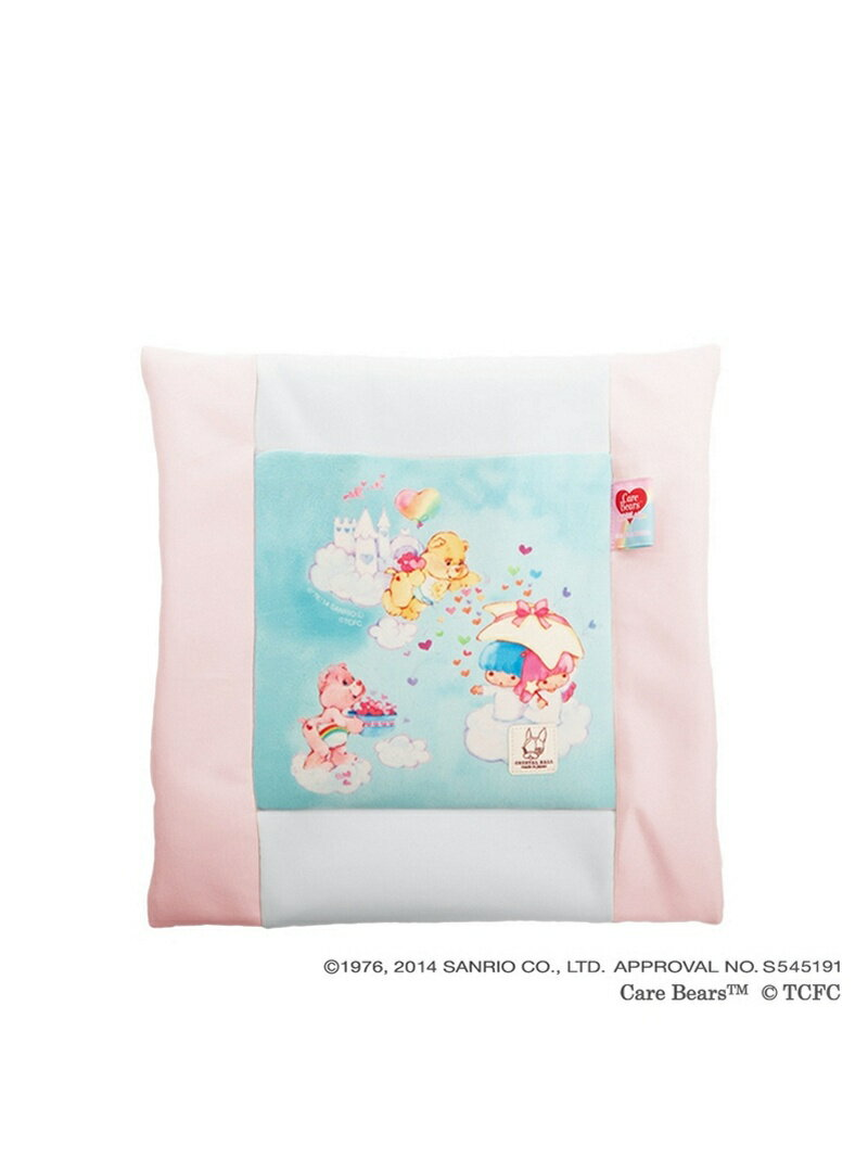 CRYSTAL BALL LOVE meets LOVE Little twin stars×Care Bears×/イマージュクッションカバー クリスタルボール バッグ