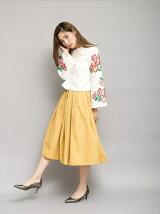 ROSE刺繍トップス[DRESS/ドレス]
