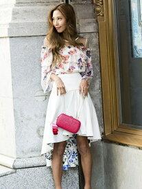 【SALE/30%OFF】Million Carats リバーシブルスカート[DRESS/ドレス] ミリオンカラッツ スカート【RBA_S】【RBA_E】【送料無料】
