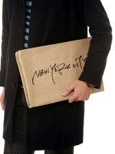 Paper Clutch Bag Size M