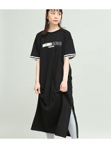 【MICHIKO LONDON KOSHINO×ViS】Tシャツワンピース
