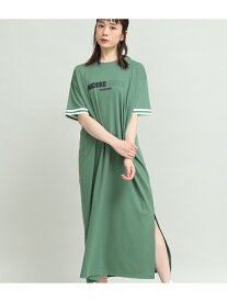 【SALE/50%OFF】【MICHIKO LONDON KOSHINO×ViS】Tシャツワンピース ビス ワンピース【RBA_S】【RBA_E】